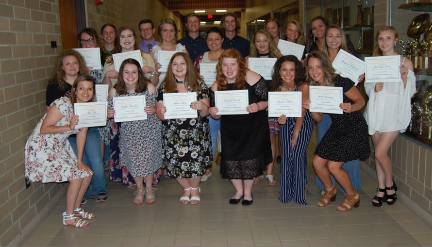Evening of Honors - 5/15/18